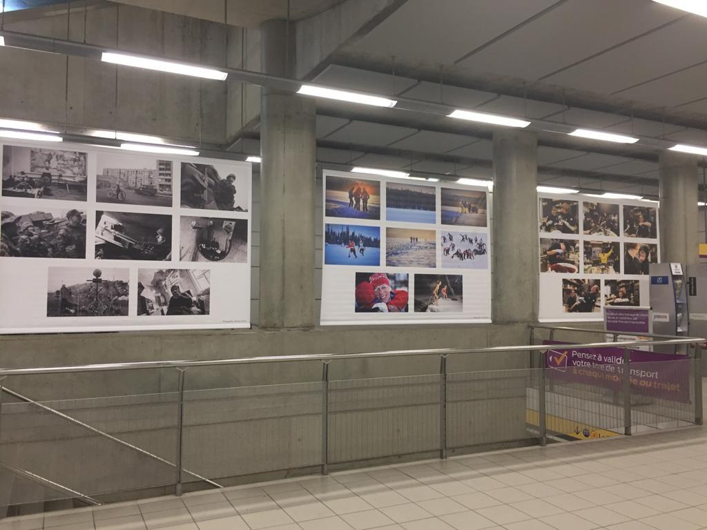 La photo dans l'underground rennais